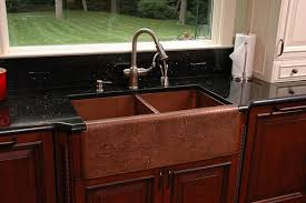 copper apron front sink the most popular kitchen sinks