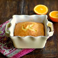 orange spiced pound cake tastefood