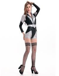 Silver Halloween Costume Silver Starlet Sequin Flapper Costume Candy Apple Costumes