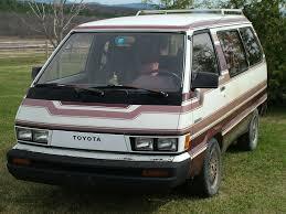 toyota 4wd models toyota le van autos pinterest toyota toyota van and cars