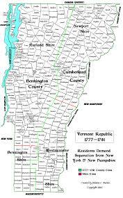 Map Vermont Maps