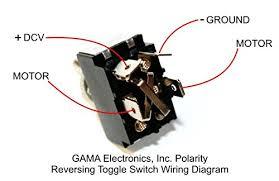 amazon com 30 amp toggle switch 3 position polarity reversing dc