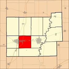 Lafayette In Zip Code Map by Lafayette Township Coles County Illinois Wikipedia