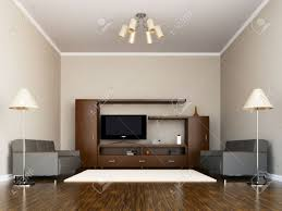 a room interior with a tv set stock photo picture and royalty