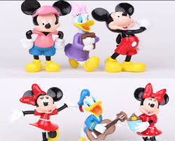buy wholesale minnie mouse plastic figure china minnie