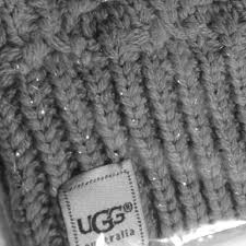 ugg accessories sale 33 ugg accessories sale ugg knot beanie hat gray from
