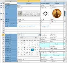 javafx grid layout exle spreadsheetview controlsfx project 8 40 14