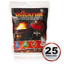 25 pc bag quickfire starter pouches u2013 quick fire