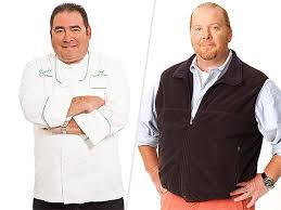 thanksgiving questions answered by mario batali emeril lagasse
