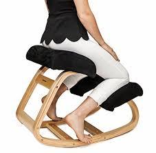 Ergonomic Reading Chair How Long To Read Sleekform Ergonomic Kneeling Chair Better