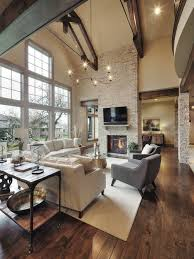 Rustic Living Room Ideas  Design Photos Houzz - Rustic decor ideas living room