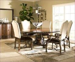 dining table abc carpet dining table size under room rug for