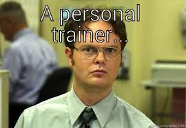 Personal Trainer Meme - gym meme trainer quickmeme