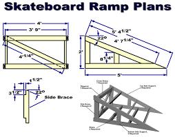 triyae com u003d backyard quarter pipe plans various design