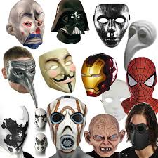 online halloween costumes for sale rock out as spiderman or golum or grab your whole crew v for