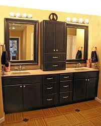 bathroom linen storage ideas countertop storage cabinet dihuniversity