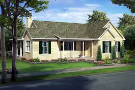 Farmhouse Ranch House Plan 10748 At Familyhomeplans Com