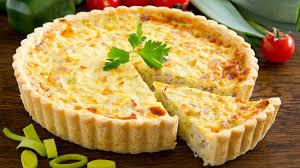 cuisine quiche lorraine traditional recipe quiche lorraine
