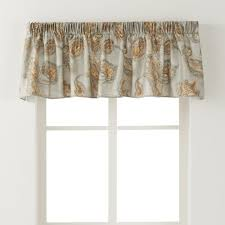 home cold spring window valance