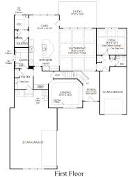 gatefield new home plan charlotte nc pulte homes new home