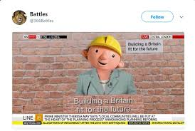 Brick Wall Meme - twitter users post hilarious images of theresa may and walls daily