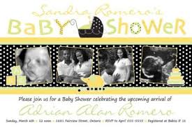 personalized baby shower invitations and baby cards for memorable