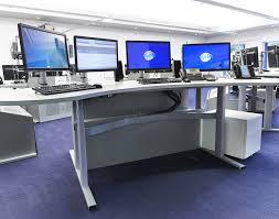 Control Room Desk Tri Service Control Room Jfc Engineering
