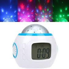 amazon com children room sky star night light projector alarm