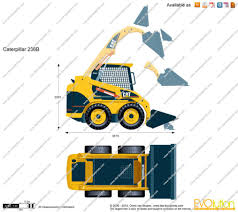 skid steer caterpillar skid steer specs 24 caterpillar 247b skid