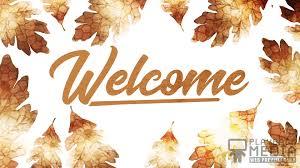 thanksgiving crisp leaves welcome still playback media