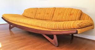 Adrian Sofa Mid Century Modern Adrian Pearsall Gondola Sofa For Craft