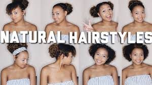 12 curly natural hairstyles for back to youtube