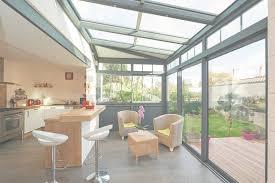 cuisine veranda esapace extensions agrandissement maison nord véranda bois 12