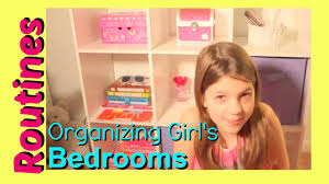 Organization For A Girls Bedroom U0027s Room Tour Annie Re Organizes Her Bedroom Organizing