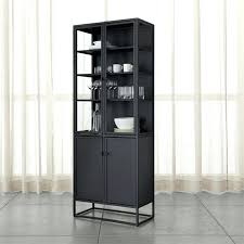 tall black storage cabinet distressed storage cabinet cabinet