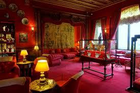 file smoking room waddesdon manor buckinghamshire england