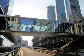the path extension to queens quay is now open