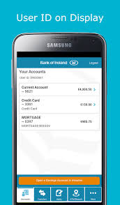 Bank Of America Design Cards Bank Of Ireland Mobile Banking Android Apps On Google Play