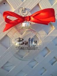 creations buffy the vire slayer mini bust ornament