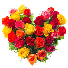 Bouquet Of Roses 25 Breathtaking Pictures Of Hearts And Roses Creativefan
