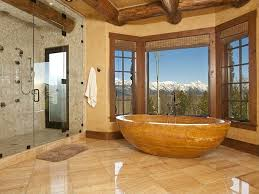 Rustic Master Bathroom Ideas - bathroom rustic master bathroom designs modern double sink