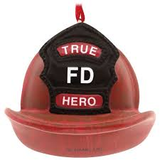 fireman hallmark ornament gift ornaments hallmark