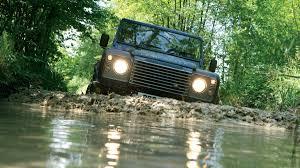 land rover defender off road land rover defender offroad water wallpaper allwallpaper in