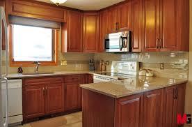 Winnipeg Kitchen Cabinets by Cherry Cabinets Winnipeg And Surrounding Area M G Cabinets