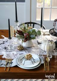 haunting halloween background haunted halloween table decor ideas inspired by charm