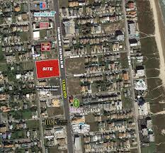 commercial real estate for lease or sale in south padre island
