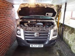 vw crafter timing belt change