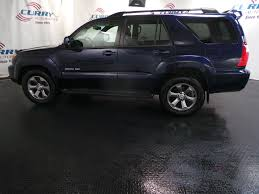 pre owned 2008 toyota 4runner limited sport utility in cortlandt