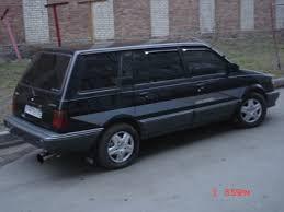 mitsubishi colt 1990 1990 mitsubishi chariot pictures 2000cc gasoline ff manual