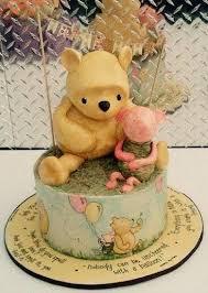 winnie the pooh cake topper classic winnie the pooh http www cake decorating corner